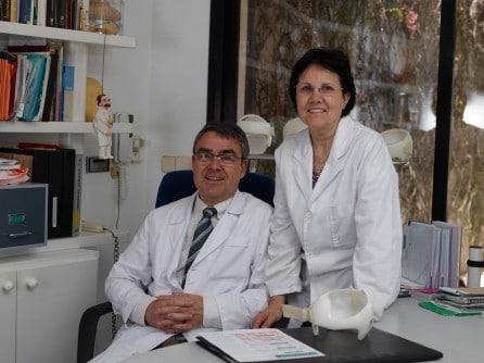 médecin et infirmière
